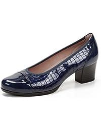 Pitillos 1630, Zapato salón de mujer de tacón medio