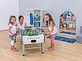 Kindergarten-Kicker, Tischkicker ideal für Kinder, sehr robust, angepasste Höhe - 3