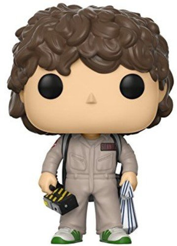 Funko - POP! Vinilo Colección Stranger Things - Figura Dustin Ghostbusters (21484)