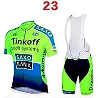 Herren Kurzarm Fahrrad Radfahren Jersey Quick Dry Außen Jersey + Shorts Hosen