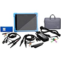 Lightleopard TO1104 Digital Tablet Osciloscopio 4 Canales 100MHz Mantenimiento Electrónico 1GSa / S Pantalla táctil capacitiva