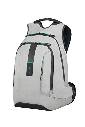 SAMSONITE Paradiver Light - Laptop Backpack L+ Mochila tipo casual, 43 cm, 24 liters, Gris (Jeans Grey)