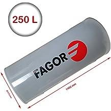 Fagor ASF - Interacumulador horizontal de 252,2 litros de capacidad