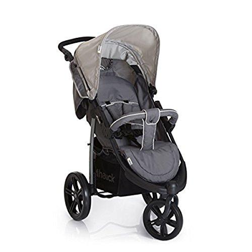 Hauck Viper SLX Trio Set - Carro deportivo de bebes 3 piezas de capazo