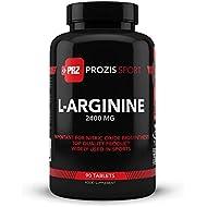 L-arginina 2400 mg 90 comprimidos