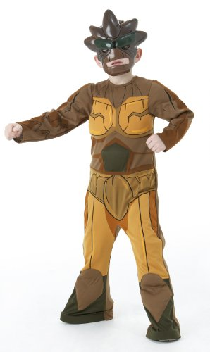 Rubie's Official Gormiti Earth Deluxe Fancy Dress - Medium