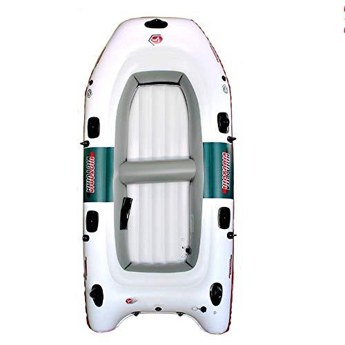 Kayak Inflable Bote Aire Libre Cómodo Kayak Ocio