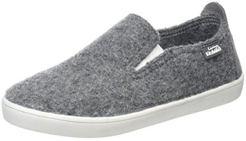 Living Kitzbühel Slip-on Gummi & Canvassohle, Chaussons Mixte Enfant