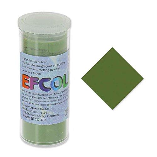 poudre-de-sur-glacure-efcolor-vert-olive-x10ml