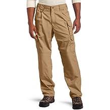 5.11 TAC LITE - Pantalones deportivos para hombre, color marrón, talla 32 Wide/32 Leg