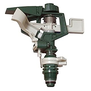 Aqua Control C2085-Rasensprenger, grün weiß