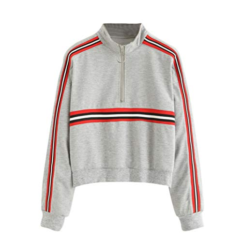 emoji sweatshirt TWIFER Mode Damen Langarmshirt Sweatshirt Jumper 2018 Pullover Trägerlosen Sweater