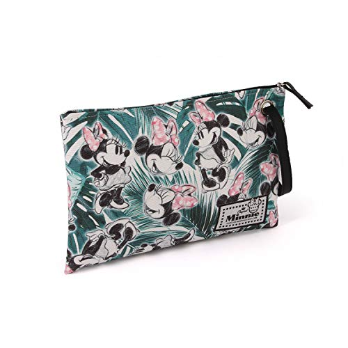 Karactermania Disney Classic Minni Aruba-astuccio Da Toilette Sunny Bolsa de Aseo 30 Centimeters (Multicolour)
