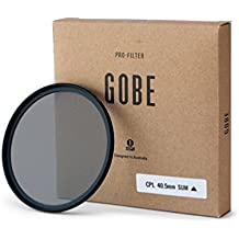 "Gobe - Filtro polarizador CPL ""Slim"" 40.5mm vidrio ""Japan Optics"""