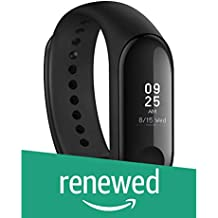 (Renewed) Mi Band 3 (Black)