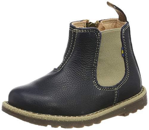 Kavat Unisex-Kinder Nymölla EP Chelsea Boots, Blau (Blue 989), 27 EU