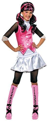 igh-Kostüm für Mädchen 110/122 (5-7 Jahre) (Monster Kostüme)