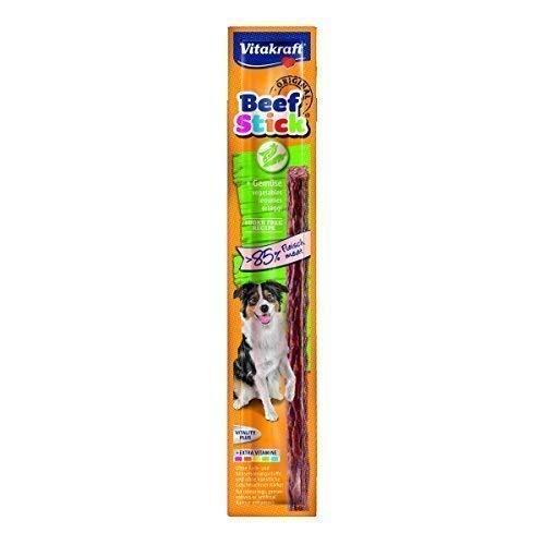 Vitakraft Beef Stick Original Gemüse - 50 x 12g -