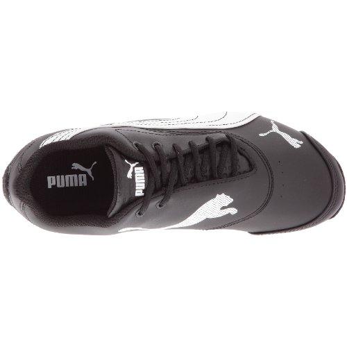 Puma Drift Cat III L Jr - Basket mode Garçon - Noir / Blanc Noir - noir