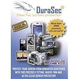 Panasonic DuraSec ClearTec Pack de 5 Films de protection d'écran pour Appareil photo Panasonic Lumix DMC TZ41 Transparent