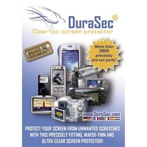 5 x DuraSec ClearTec Displayschutz für Canon PowerShot SX260 HS