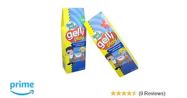 Gelli Baff Play Red