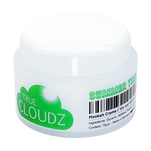 True Cloudz Summer Time Hookah Creme 75g Shisha