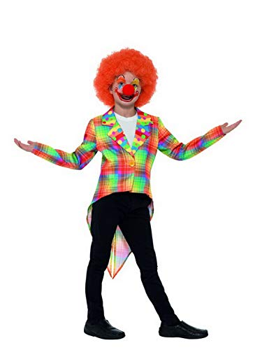 costumebakery - Kinder Jungen Mädchen Zirkus Clown Kostüm, -