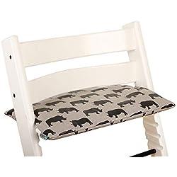 Coussin Stokke Tripp Trapp ♥‿Revêtement ♥‿Rhino Beige