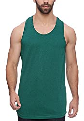 Difference of Opinion Mens Vest (GDTT17023GRN-XL, Teal, X-Large)