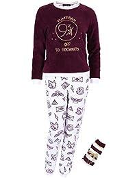 Harry Potter - Hogwarts - Pijama - para mujer