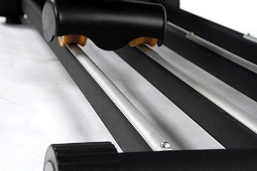 MAXXUS® Ellipsentrainer 10.1 Pro – Magnet- und Luftantrieb. Crosstrainer mit elliptischem Bewegungsablauf. Gelenkschonende, flache und elliptische Bewegung. 150kg Benutzergewicht - 6