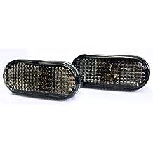 Goingfast 141190901–Conjunto de indicadores laterales, color negro