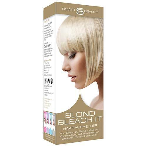 Smart Blonde Bleach-it Haaraufheller, der ultimative Haaraufheller