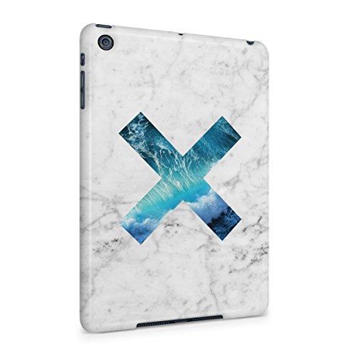 attern XX Ocean Sea Dünne Tablet Handy Schutzhülle Hardcase Aus Hartplastik Hülle für iPad Mini 1 Case Cover (Design Pattern Ruby)