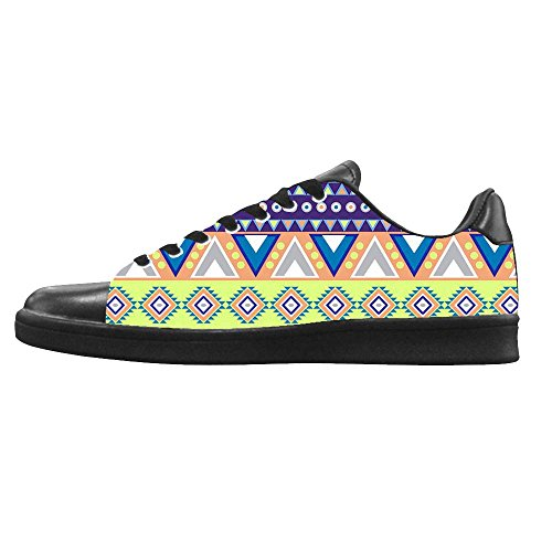 Dalliy das tribal Men's Canvas shoes Schuhe Lace-up High-top Footwear Sneakers A