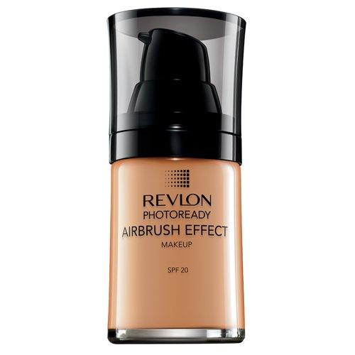 Revlon Photoready Airbrush Effect - Fondotinta, colore: Caramello