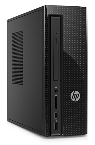 HP Slimline 260-A101L (Y0N15AA) Desktop PC ( INTEL Celeron J3060/4GB/500GB/DOS/Wi-Fi/Integrated...