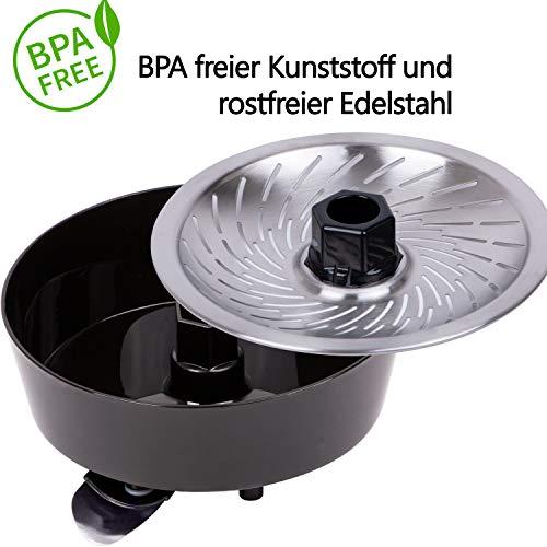 Elektrische Edelstahl Zitruspresse – TZS First Austria kaufen  Bild 1*