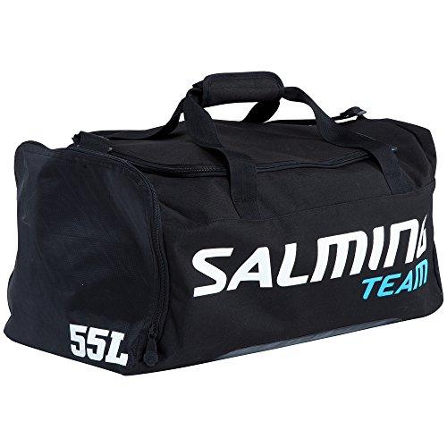 Salming Teambag 55 Senior Sporttasche Tasche schwarz/weiß/blau Schwarz