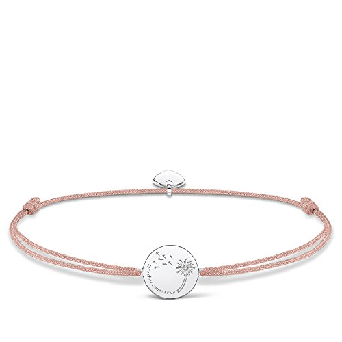 Thomas Sabo Damen-Armband Little Secret Wishes Come True 925 Sterling Silber LS035-401-19-L20v