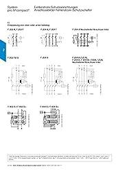 Abb Fi-schutzschalter 63a F204a-63 0,03