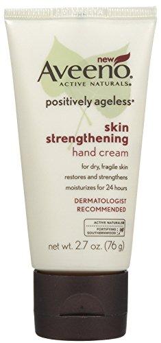 Aveeno - Peau franchement toujours jeune active de produits naturels renforçant la crème de main - 2.7 once.