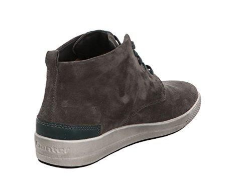 Ganter Damen Giulietta-G Hohe Sneaker graphit, petrol