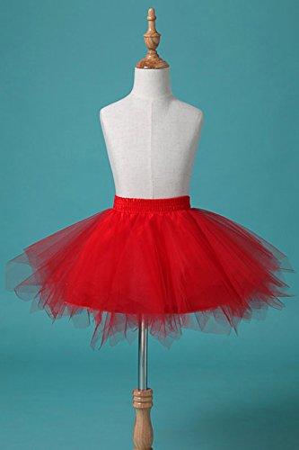 075194f71 PrevNext. 1. 2. 3. 4. Feoya Niñas Falda de Tul Tutú Clásica de Ballet para  Disfraz Halloween ...