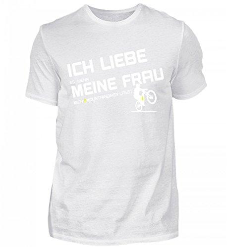Hochwertiges Herren Premiumshirt - eBike und EMTB Shirt