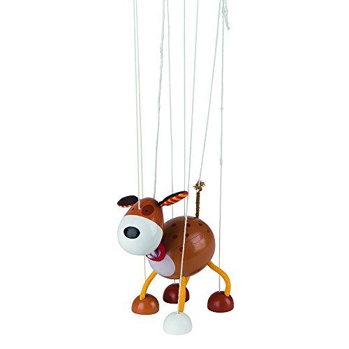 Goki 51755 - Marionette Hund