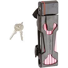 ABUS 5700 Ugrip Bordo Faltschloss, Pink, 11277