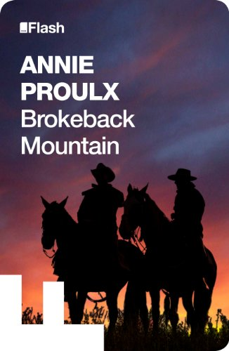 Brokeback Mountain (Flash Relatos) eBook: Annie Proulx: Amazon.es ...