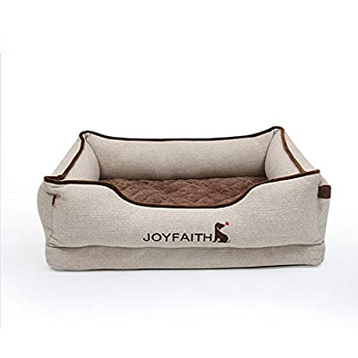 66ccwwww Pet bed Pet nest, kennel small dog, removable dog bed, medium deep sleep cat litter from mal